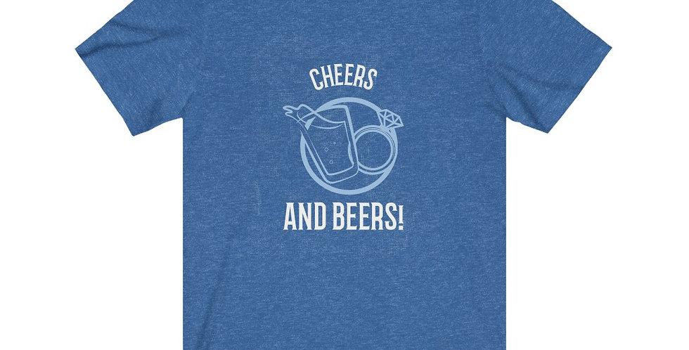 Cheers & Beers Tee