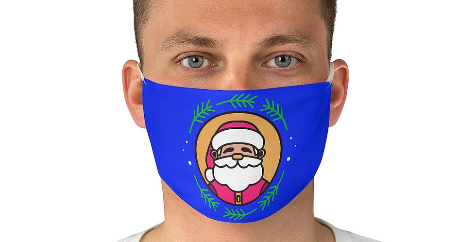 Mr Claus Holiday Mask