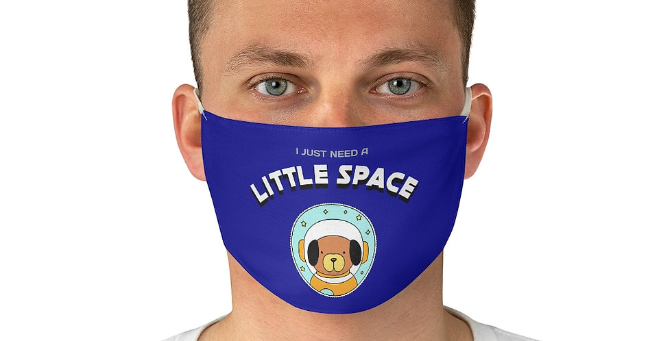 Little Space Dog Mask