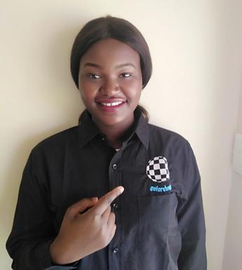 Lorita Mwango
