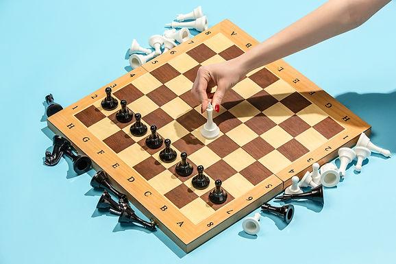 Teachers Chess Training