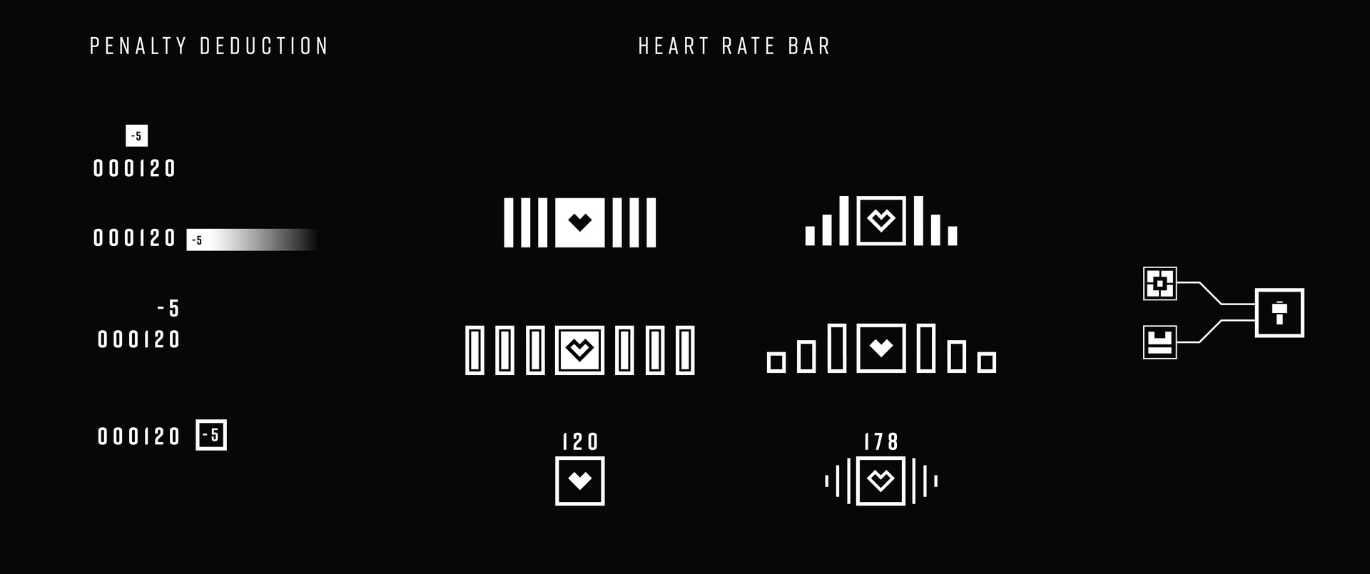 HEART RATE BAR