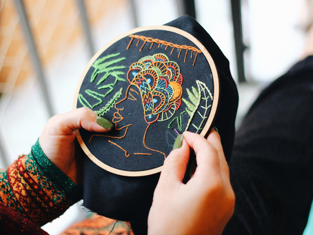 What Are The Different Types Of Embroidery Techniques?