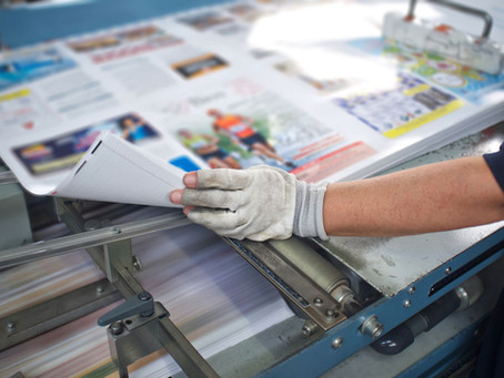 4 Printed Goods That Can Help Your Business Grow