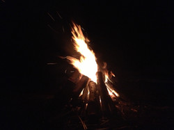 Closing Night Bonfire