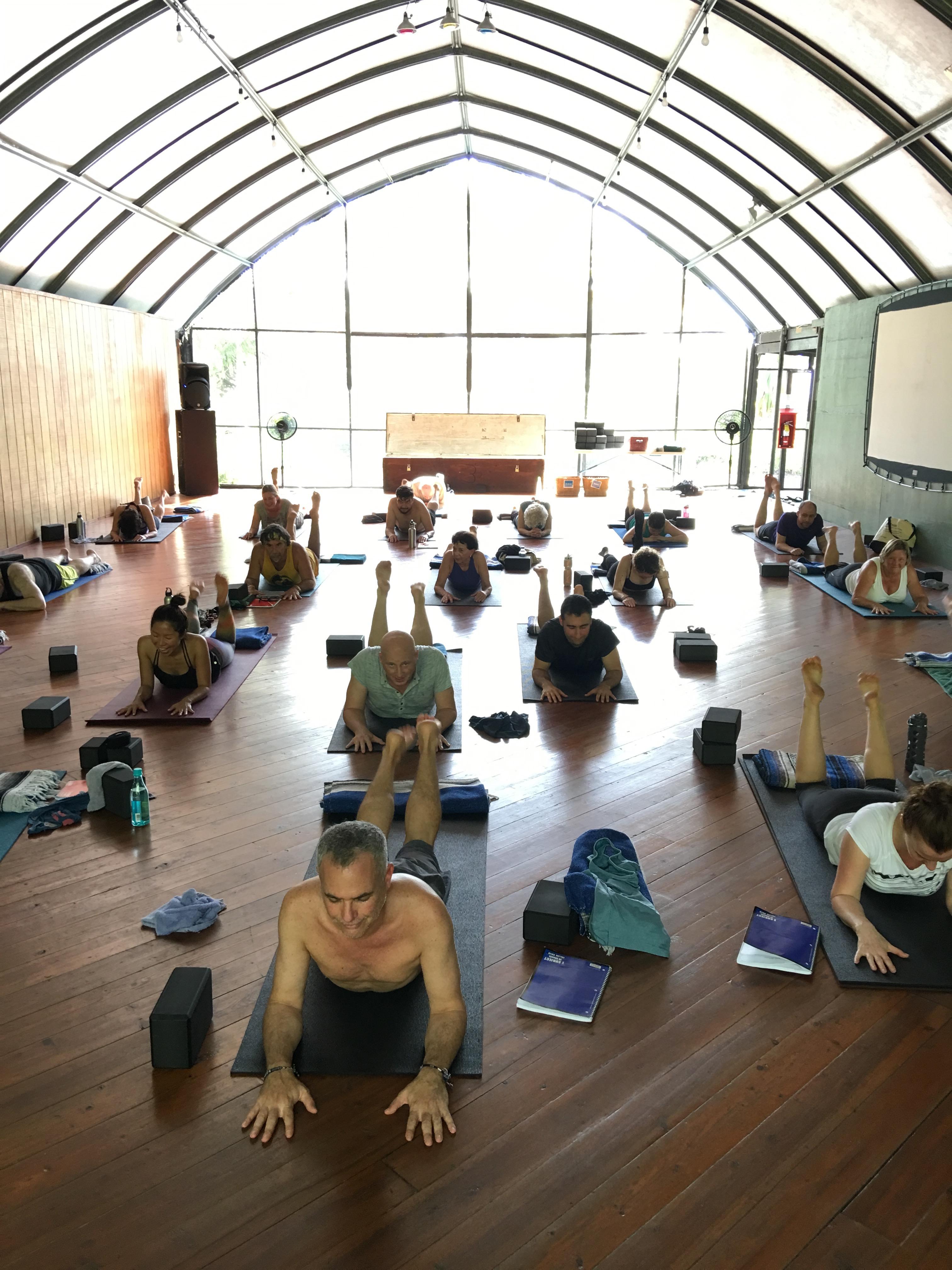 Practical Yoga Class