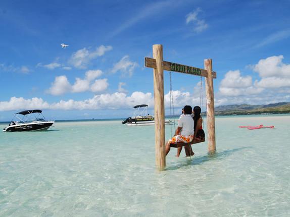 Bikini Island Swing