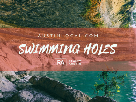 Austin Swimming Hole Guide