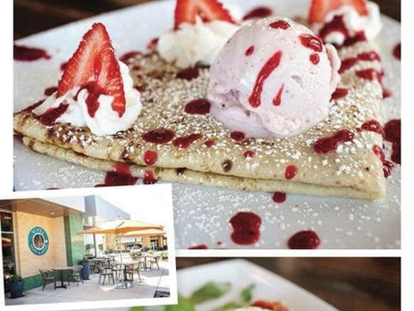 Restaurant Feature: Vivel Crepes & Coffee