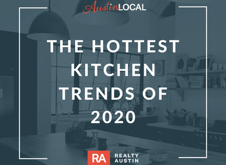 The Hottest Kitchen Trends