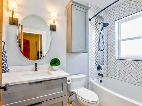 8 Bathroom Projects for Beginners