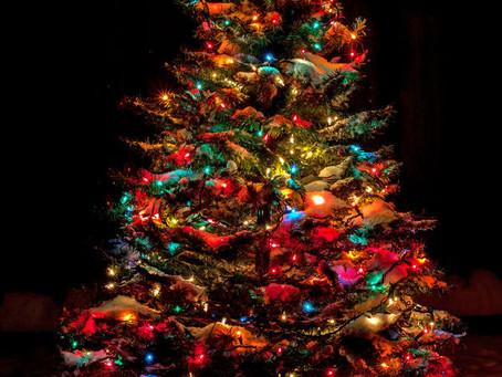 Best Christmas Lights Near Austin