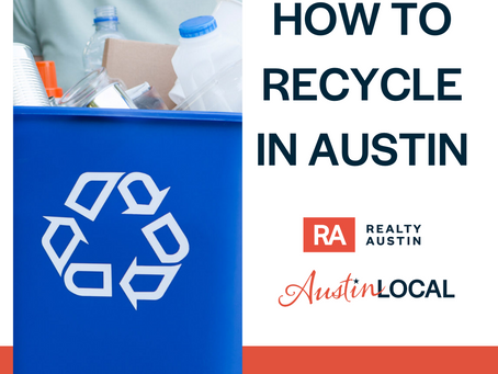 How to Recycle in Austin