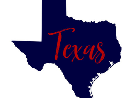 Texas is #2 for Incoming Residents