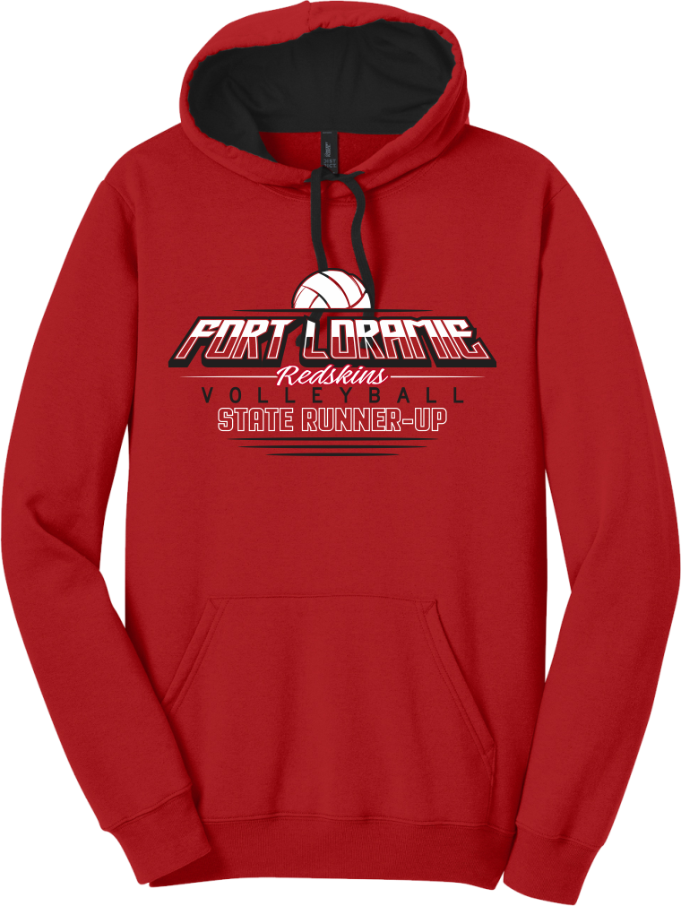 FL Volleyball State Runner Up Hoodie FRO