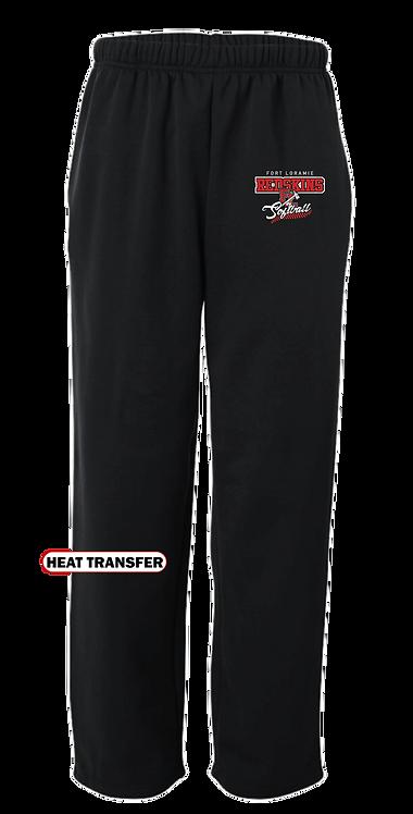 Softball | Open Bottom Sweatpants