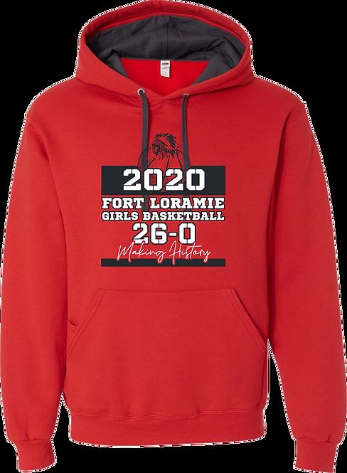 Girls Basketball 2020 Hoodie