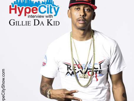 "Flashback Friday: ""Gillie Da Kid"" On @HypeCityShow!!!"
