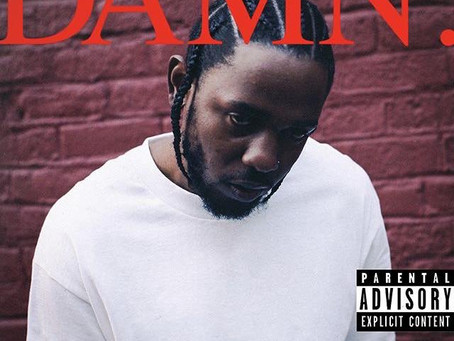 'DAMN.': Kendrick Lamar Announces Album Art and Tracklist for New Album