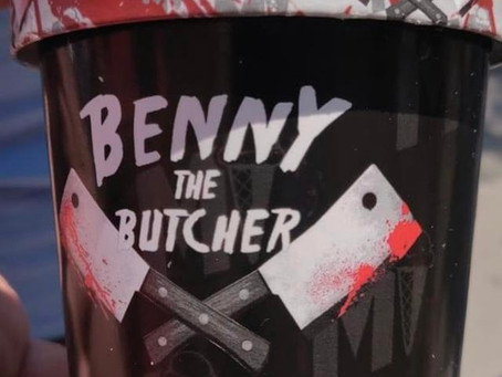 Benny The Butches Has His Own Ice Cream