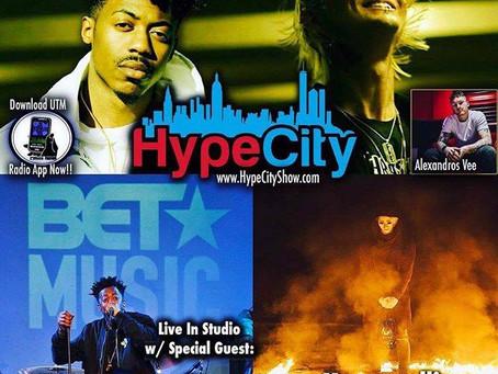 The HypeCity Show: Alexandros Vee, Famey Miscellany, Logan Manganelli