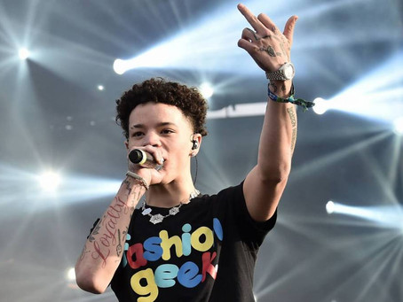 LIL MOSEY CHARGED WITH RAPE
