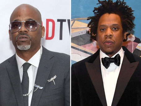 Judge Rules That Dame Dash Can Legally Sell His Roc-A-Fella Stake Despite Jay Z Lawsuit