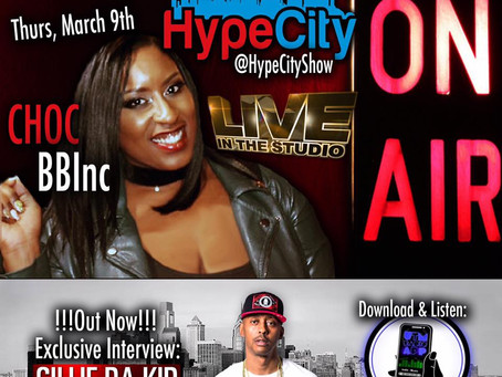 The HypeCity Show: BBinc Choc from The Real Exposure Show