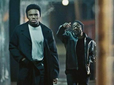 "Kendrick Lamar and  Baby Keem New Record ""Range Brothers"