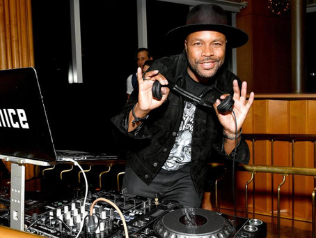 DJ D-Nice brings together black America in a virtual dance party