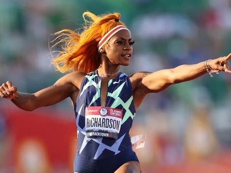 U.S. Sprinter Sha'Carri Richardson Suspended After Positive Marijuana Test