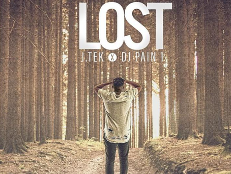 Maryland Hip-Hop Artist J. Tek Drops the Introspective EP 'Lost'