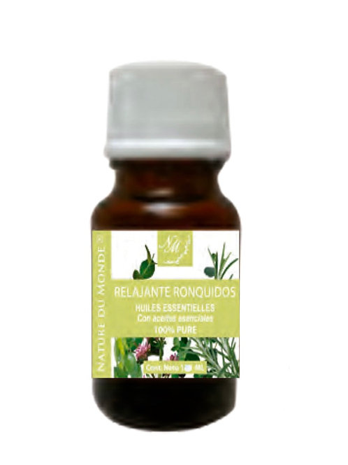 Antironquidos (aceite esencial)