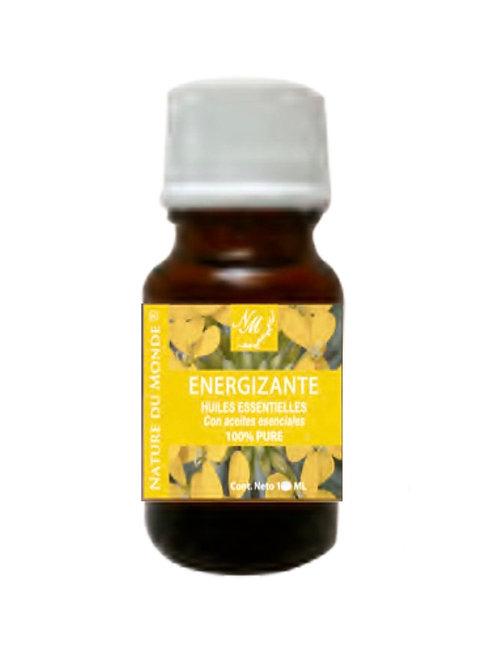 Aceite esencial Energetizante