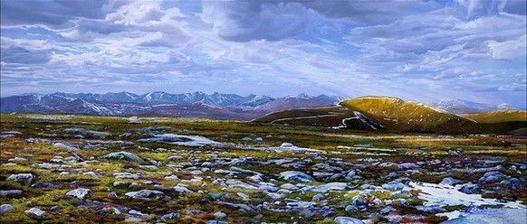 Rockies Panarama