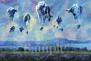 Cow Balloons