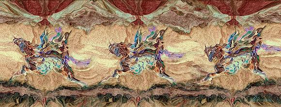 "Pegasus 24""x60"""
