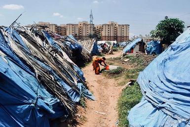 Inequality Impact Photography India