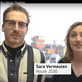 NIEUW! Opleiding Sustainability Design Thinking