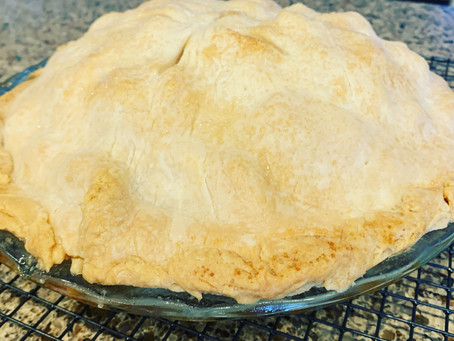 VEGAN and GLUTEN-FREE APPLE PIE