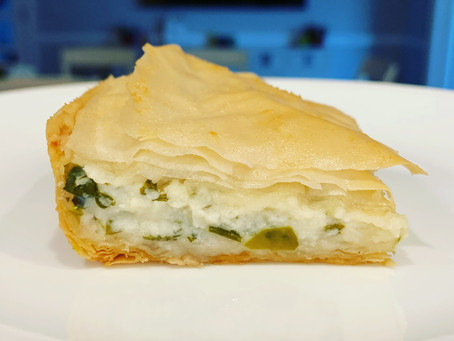 World's Best Plant Based Vegan Armenian Boereg (yummy vegan cheese spread in phyllo)