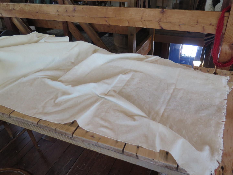 Handwoven Flannel