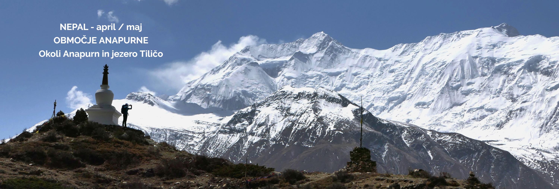 Dzamdzam treking Anapurne, Nepal