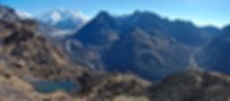 Treking Nepal - Kangčendzena