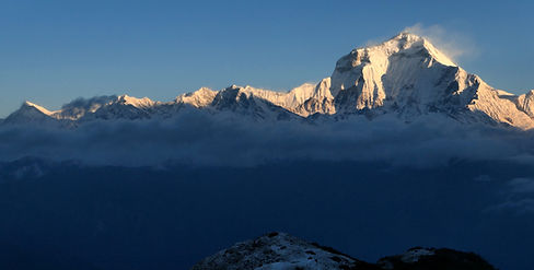 Treking Nepal - Kopra