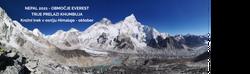 Dzamdzam treking Everest - trije prelazi