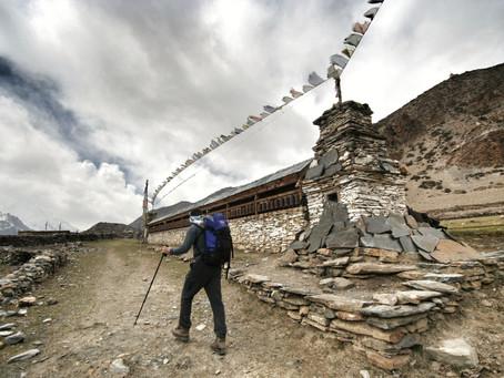 NEPAL - naj treki in nekaj vrhov vmes