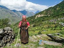 Branje: treking Nepal