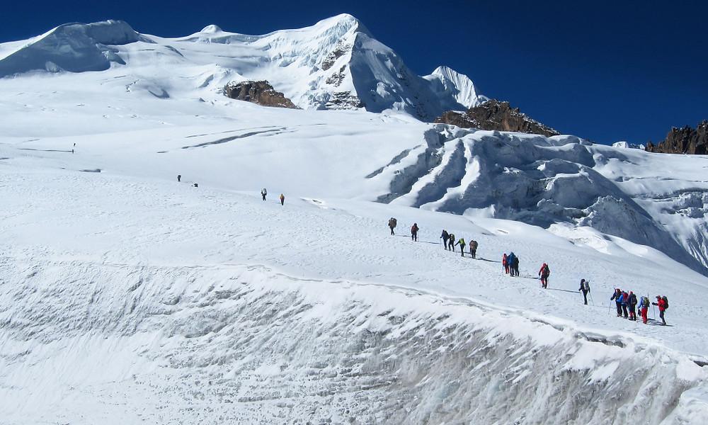 Mera Peak - gremo v High Camp