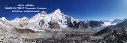 Dzamdzam - treking Everest: Tri prelazi